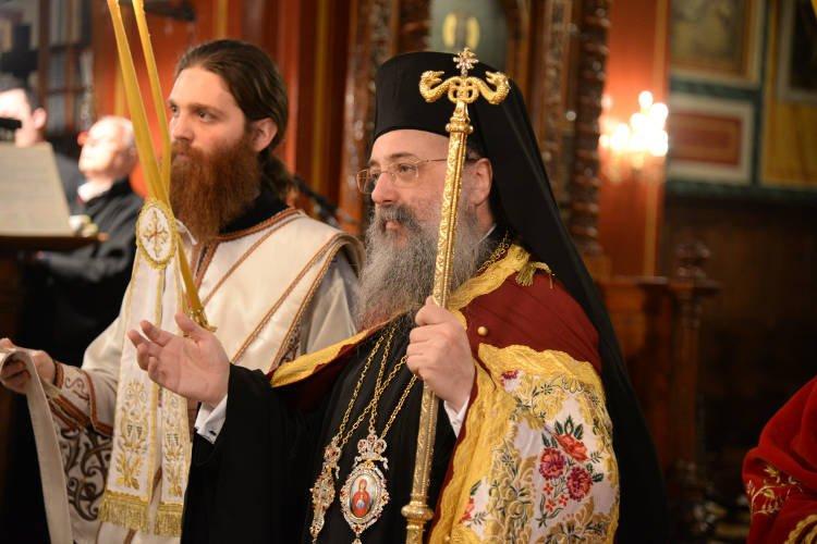 Πατρών Χρυσόστομος: Απαραίτητο είναι η προσευχή μας προς τον Θεό