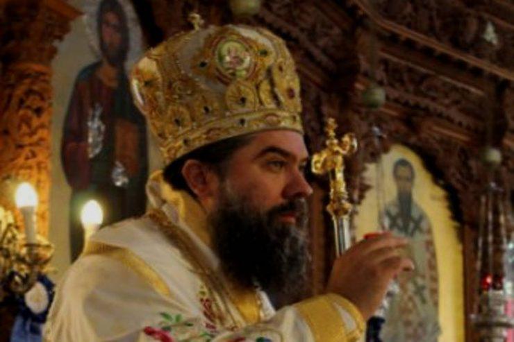 Σερρών Θεολόγος: Στην Παναγία εμπιστεύομαι όλες τις ελπίδες και τις προσευχές μας