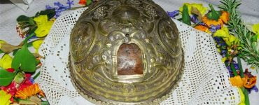 Υποδοχή Τιμίας Κάρας Οσίου Δανιήλ του Μετεωρίτου στη Μητρόπολη Τρίκκης