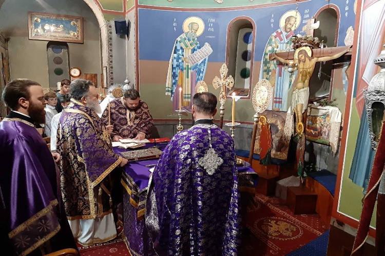 Χαλκίδος Χρυσόστομος: Να εντείνουμε τις προσευχές μας