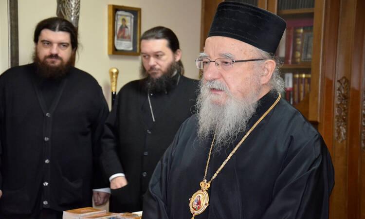 Αιτωλίας Κοσμάς: Η Ορθοδοξία και η πίστη θα σώσει τον κόσμο