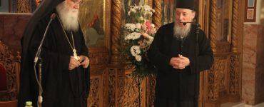 Ο Γέροντας Νεκτάριος Μουλατσιώτης ομιλητής στη Θεσσαλονίκη