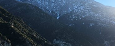 Κλείνει το Άγιον Όρος για τους προσκυνητές