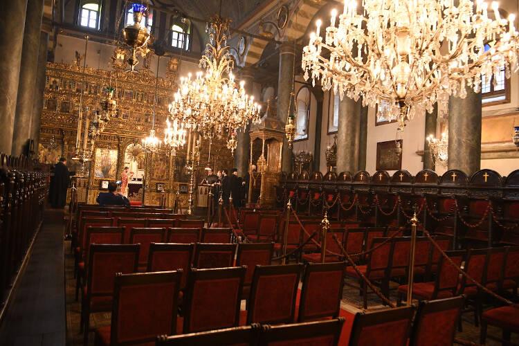 Ο εορτασμός του Ευαγγελισμού της Θεοτόκου στο Φανάρι (ΦΩΤΟ)