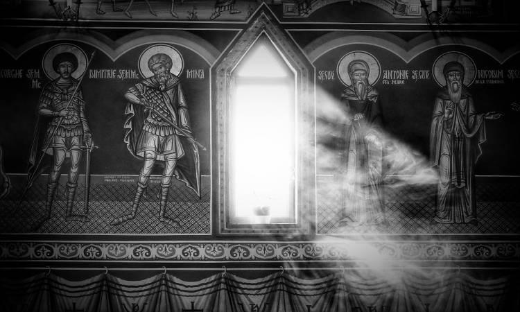 Άγιος Ιουστίνος Πόποβιτς: Όταν είσαι μέσα στον Ναό, ήδη βρίσκεσαι στον ουρανό