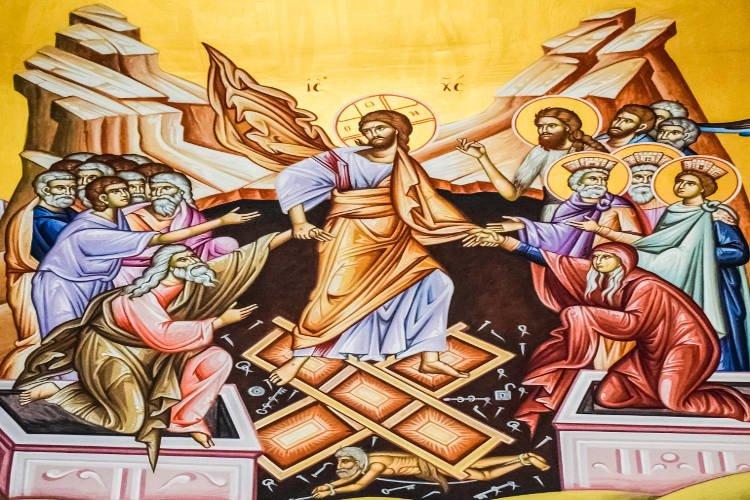 Ανάσταση του Χριστού στην εγκλείστρα της ψυχής μας