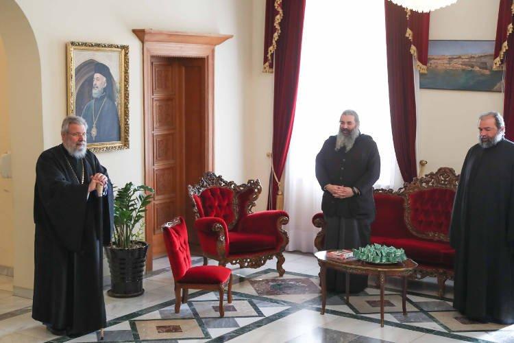 79 έτη ζωής συμπληρώνει ο Αρχιεπίσκοπος Κύπρου