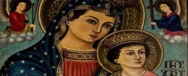 Η Εικόνα της Κυρίας των Αγγέλων στο Κιβέρι