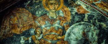 Εορτή Αγίου Γεωργίου του Μεγαλομάρτυρα και Τροπαιοφόρου