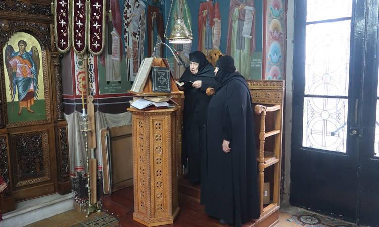 Το ιστορικό πανηγύρι της Μονής Αγίου Γεωργίου Μαλεσίνας