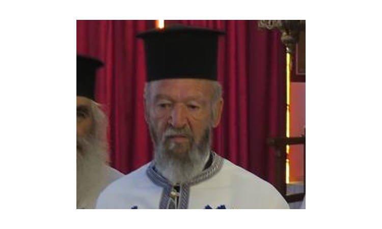 Εκοιμήθη ο π. Αντώνιος Παπάρας