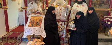 Εορτή Οσίου Χατζη-Ανανία στη Μονή Παναγίας Εξακουστής