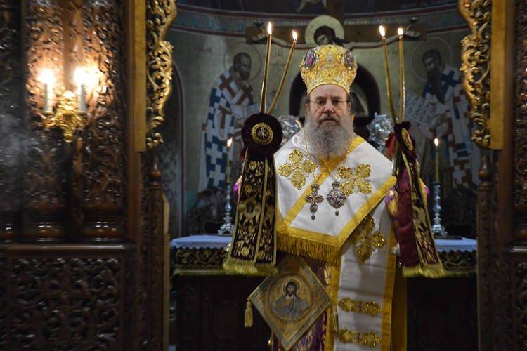 Ιερισσού Θεόκλητος: Η μεγαλωσύνη θέλει θυσία