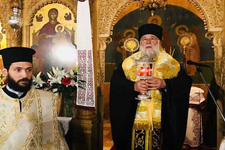 Πρόγραμμα Ιερών Ακολουθιών Πάσχα στη Μητρόπολη Κερκύρας