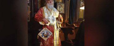 Κερκύρας Νεκτάριος: Η Παναγία μπορεί να μας δώσει την ίαση και την ελπίδα