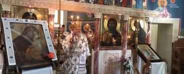 Η εορτή Της Κυρίας των Αγγέλων Μονής Γουβερνέτου