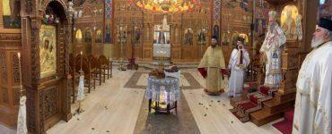 Η Κίσαμος εόρτασε την Παναγία Βηματάρισσα