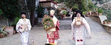 Η Εορτή της Ιεράς Μονής Αγίου Γεωργίου Σεληνάρι