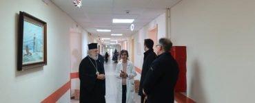 Δωρεά Μητροπόλεως Σύρου στο Γενικό Νοσοκομείο Σύρου