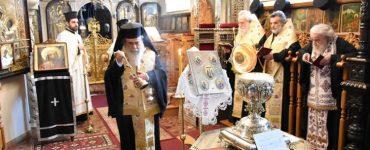 Το Μυστήριο του Ιερού Ευχελαίου στο Πατριαρχείο Ιεροσολύμων