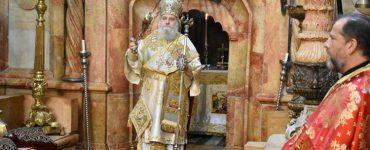 Η Εορτή της Κυριακής του Θωμά στο Πατριαρχείο Ιεροσολύμων