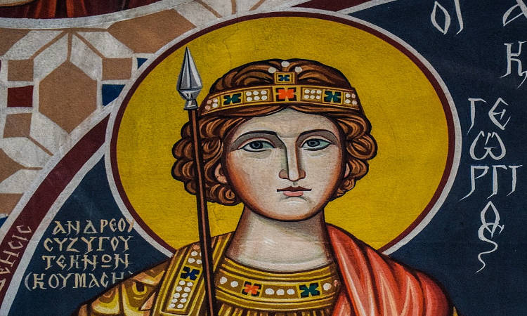 Γιατί ο Άγιος Γεώργιος είναι προστάτης του Πεζικού;