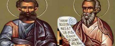 Γιορτή Αγίων Αγάβου και Ρούφου των Αποστόλων από τους 70