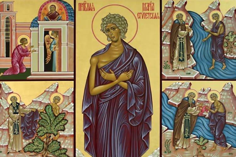 Η Αγία Μαρία η Αιγυπτία απαντά στον Κίσινγκερ το 2020