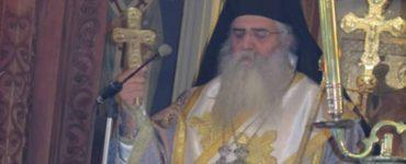 Μόρφου Νεόφυτος: Υπομένοντας τα γεγονότα, αναμένοντας τον Αναστάντα Ιησού