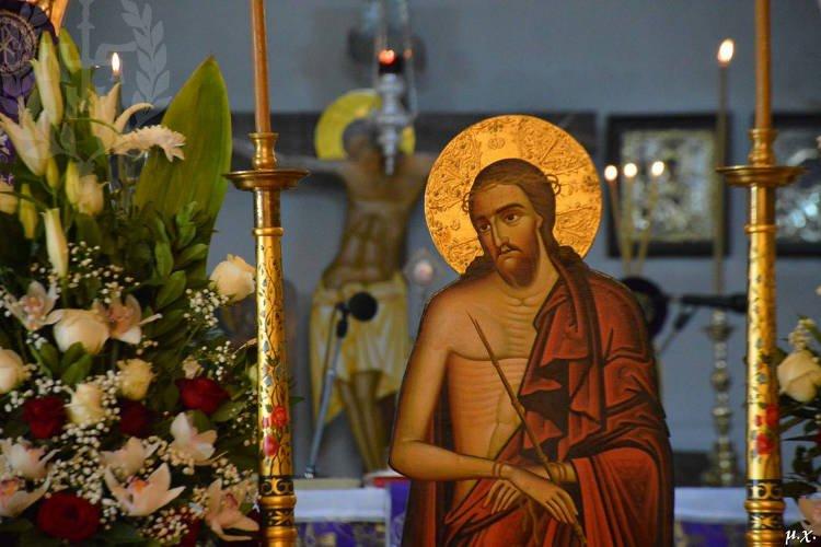 Μεγάλη Δευτέρα στον Άγιο Ιωάννη τον Θεολόγο Μετεώρων