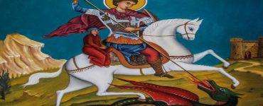 Live τώρα: Όρθρος και Αρχιερατική Θεία Λειτουργία εορτής Αγίου Γεωργίου