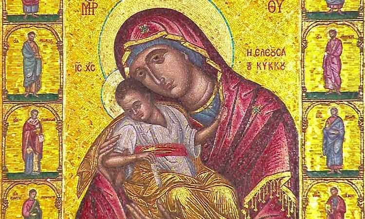 Live τώρα: Θεία Λειτουργία από το Μετόχι της Μονής Κύκκου