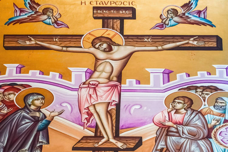 Live τώρα Ιωάννινα: Ακολουθία των Αχράντων Παθών από το Μετόχι της Ιεράς Μονής Σινά