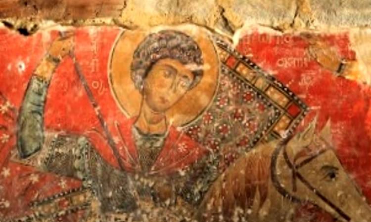 Μόρφου Νεόφυτος: Ο άγιος Γεώργιος και η μαρτυρία του (ΒΙΝΤΕΟ)