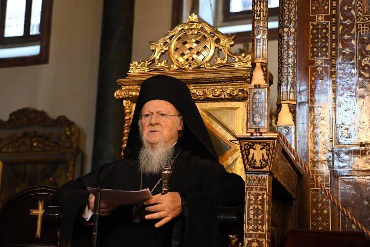 Οικουμενικός Πατριάρχης: Εσείς πονάτε για τους κλειστούς Ναούς, ο Πατριάρχης σας οδυνάται και υποφέρει...