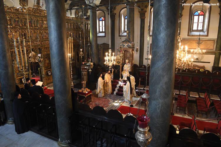 Η Εορτή του Αγίου Γεωργίου στο Φανάρι