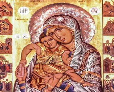Η Παναγία είναι η προστασία των χριστιανών