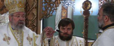 Χειροτονία νέο Βορειοηπειρώτη σε Διάκονο από τον Αρχιεπίσκοπο Κύπρου (ΦΩΤΟ)