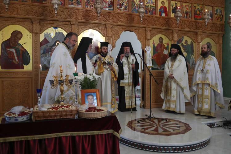 Αρχιεπίσκοπος Κύπρου: Ο άνθρωπος μακρυά από τον Θεό ζει στην κόλασή του