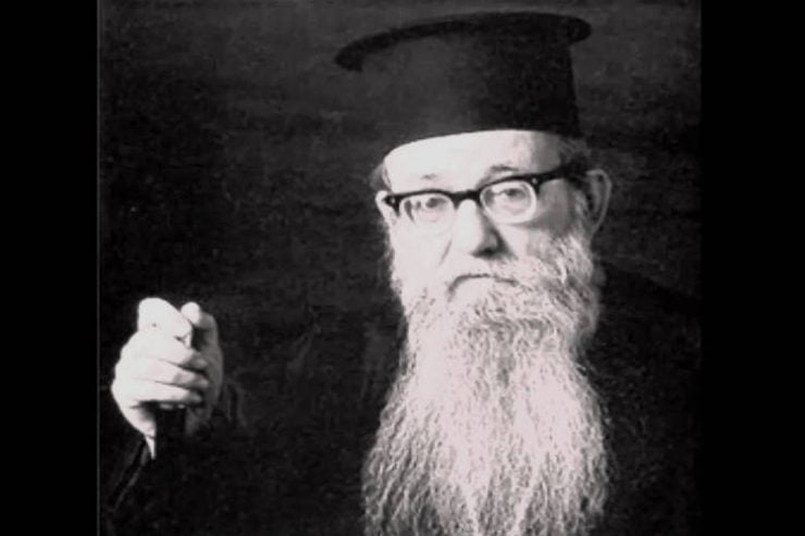 Αυγουστίνος Καντιώτης: Κι αν ακόμα μείνεις ένας, πίστευε στο Θεό!
