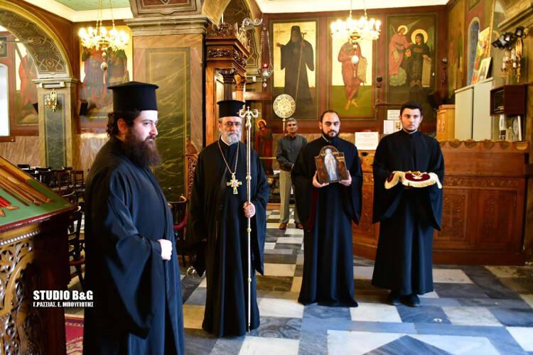 Εορτή Αγίου Πέτρου Πολιούχου Άργους κεκλισμένων των θυρών