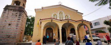 Άνοιξαν οι Εκκλησίες για τους πιστούς στο Ναύπλιο (ΦΩΤΟ)