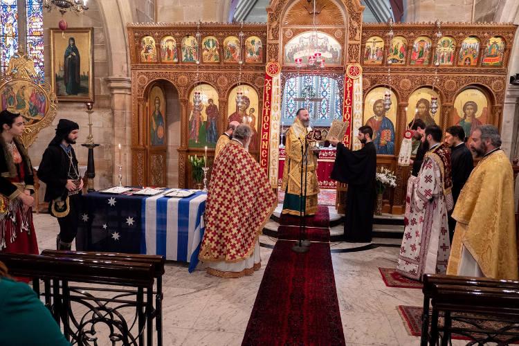 Ημέρα μνήμης της Γενοκτονίας του Ποντιακού Ελληνισμού στο Σύδνεϋ της Αυστραλίας
