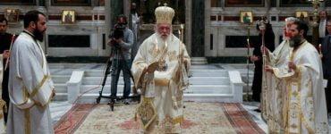 Η Απόδοση της εορτής του Πάσχα στην Μητρόπολη Αθηνών