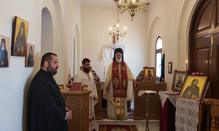 Εορτή Αγίας Σοφίας της εν Κλεισούρα στο Αρκαλοχώρι