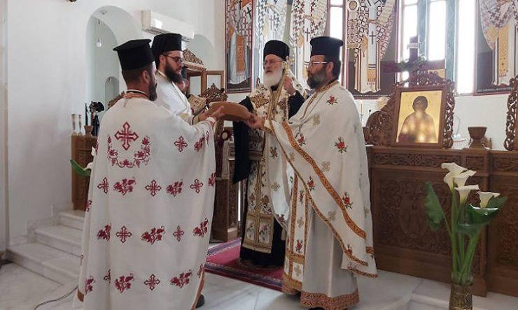 Εορτή Συνδέσμου Κληρικών της Μητροπόλεως Αρκαλοχωρίου