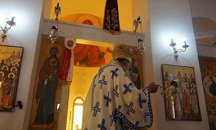 Εορτή Πάντων των εν Γορτύνη και Αρκαδία της Κρήτης διαλαμψάντων Αγίων