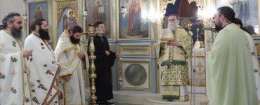 Κυριακάτικες Λειτουργίες στον Άγιο Ιωάννη τον Θεολόγο Άρτας