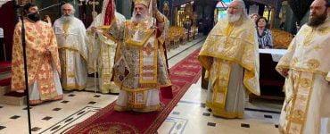 Πρώτη Θεία Λειτουργία με την συμμετοχή πιστών στα Γρεβενά