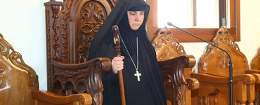 Ενθρονίστηκε η νέα Καθηγουμένη της Μονής Παναγίας Αμιρούς Γερόντισσα Εφραιμία